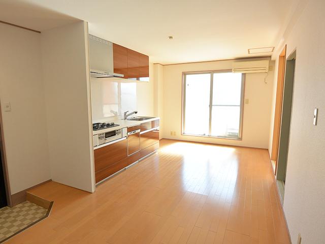 【賃貸】オリエントシティ 上野芝 3階A号室