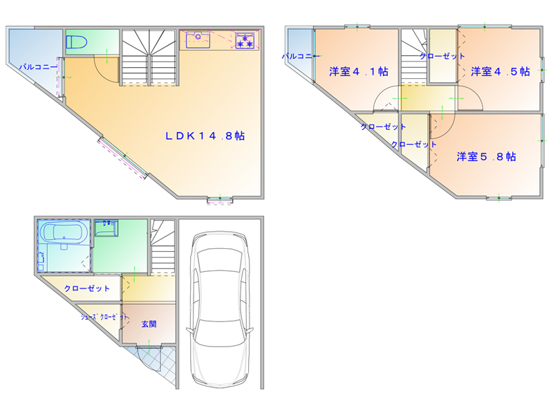 OrientCity 東粉浜 Part4