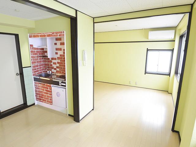 【賃貸】オリエントシティ 堺東 301号室