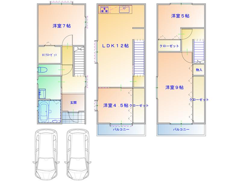 OrientCity 吉松 Part4