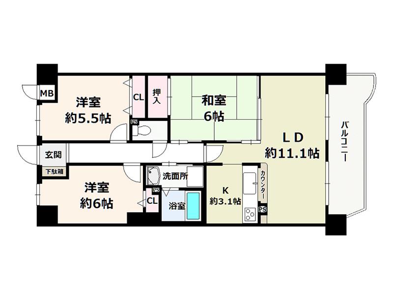 エクセル新金岡-310号