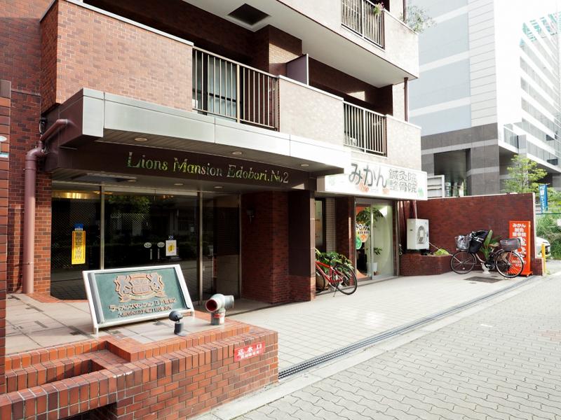 ライオンズマンション江戸堀第2-505号