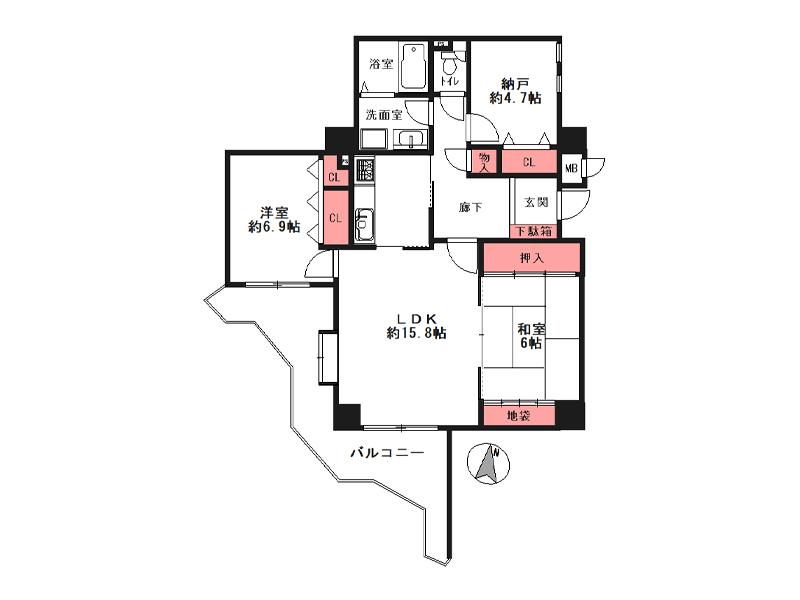ステイツ甲子園口-303号