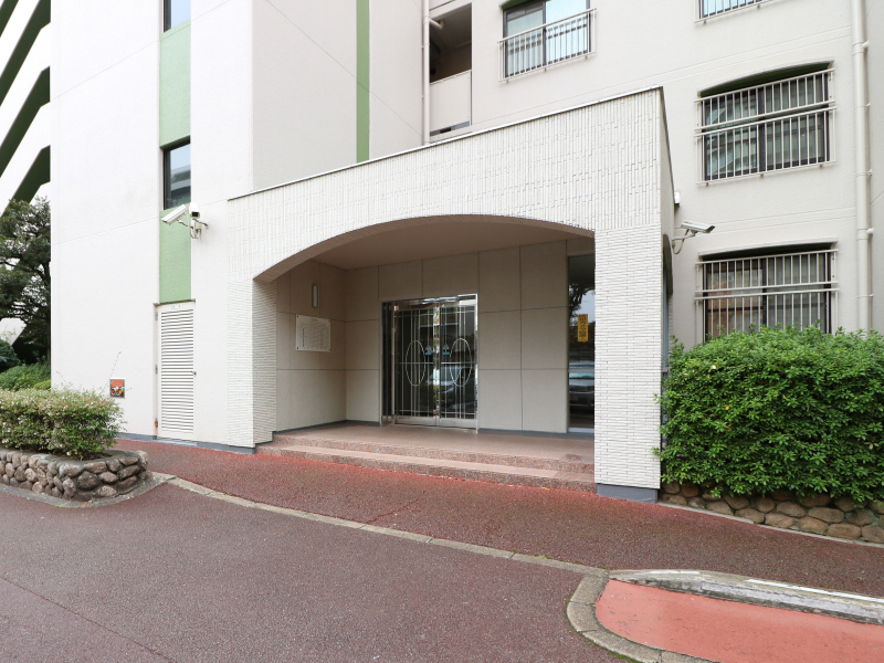 千里王子高層住宅B棟-604号