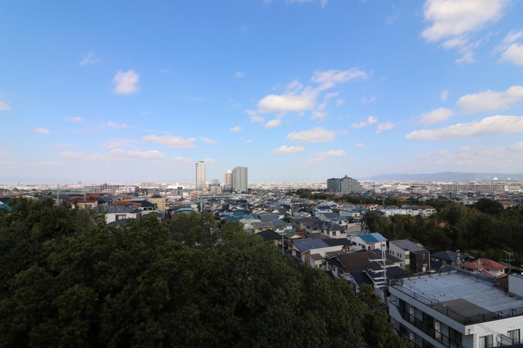 コスモヒルズ北野田-801号