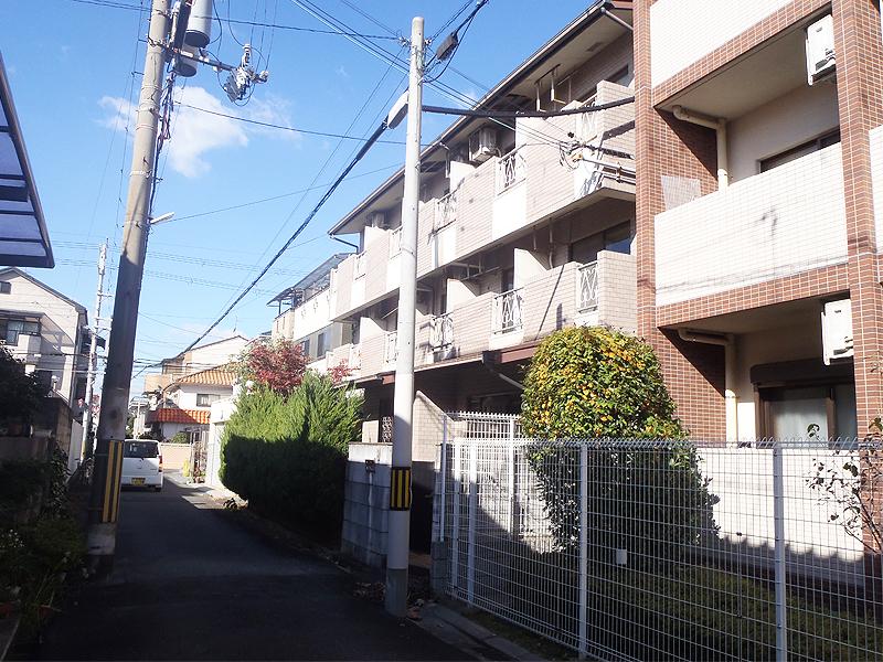 【賃貸】ハピネス 202号室