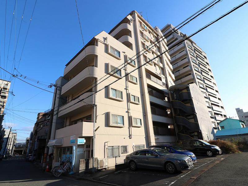 神戸シティ・ハイツ-701号
