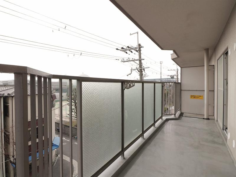 神崎川日光ハイツ-402号
