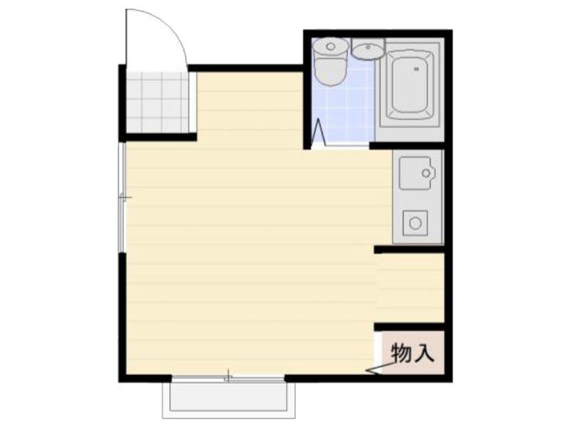 ジネイズ高井田 301号室