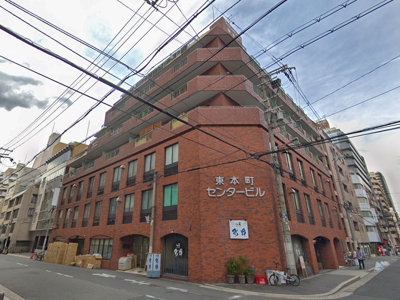 ライオンズマンション東本町-602号