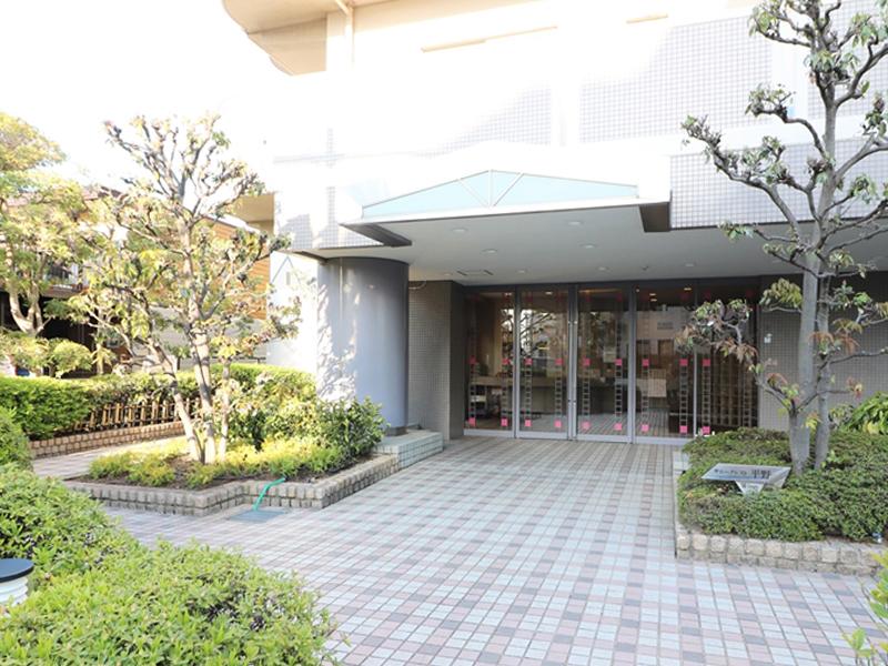 サニークレスト平野ウイングスA棟-502号