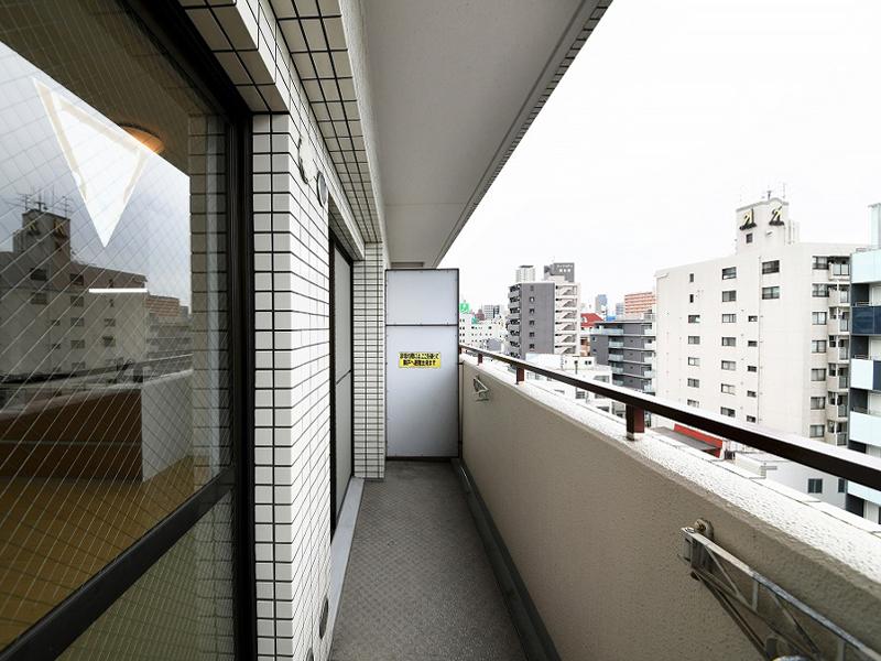 大洋ハイツ清水谷-903号