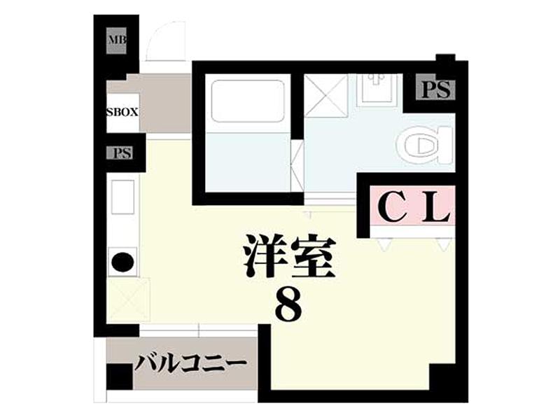 【賃貸】オリエントシティ・K