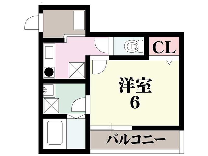 【賃貸】オリエントシティ 林寺