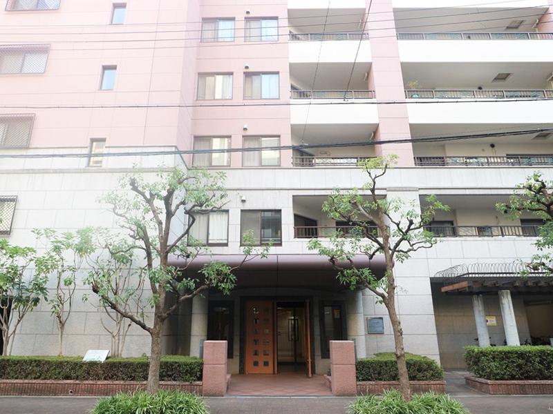 イトーピア扇町プレールメゾン-502号