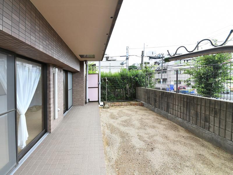 夙川ハウス-104号