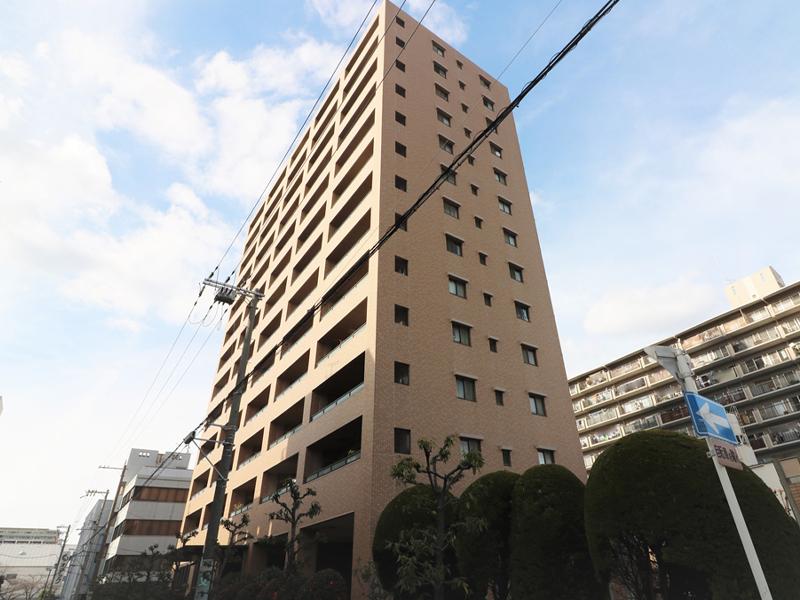 ローレルコート今福鶴見-1203号