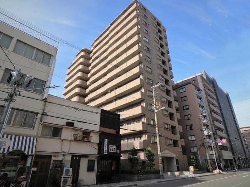 ライオンズマンション梅田中崎町-204号