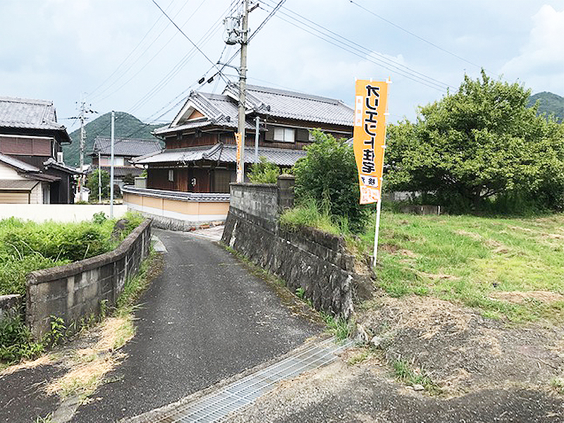 西脇市黒田庄町前坂