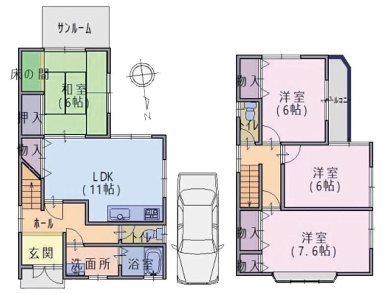 堺市中区小阪