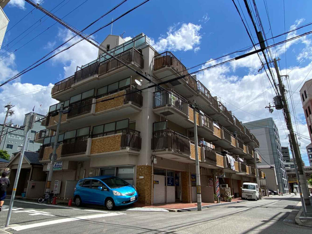 兵庫グランシャトーⅡ2階