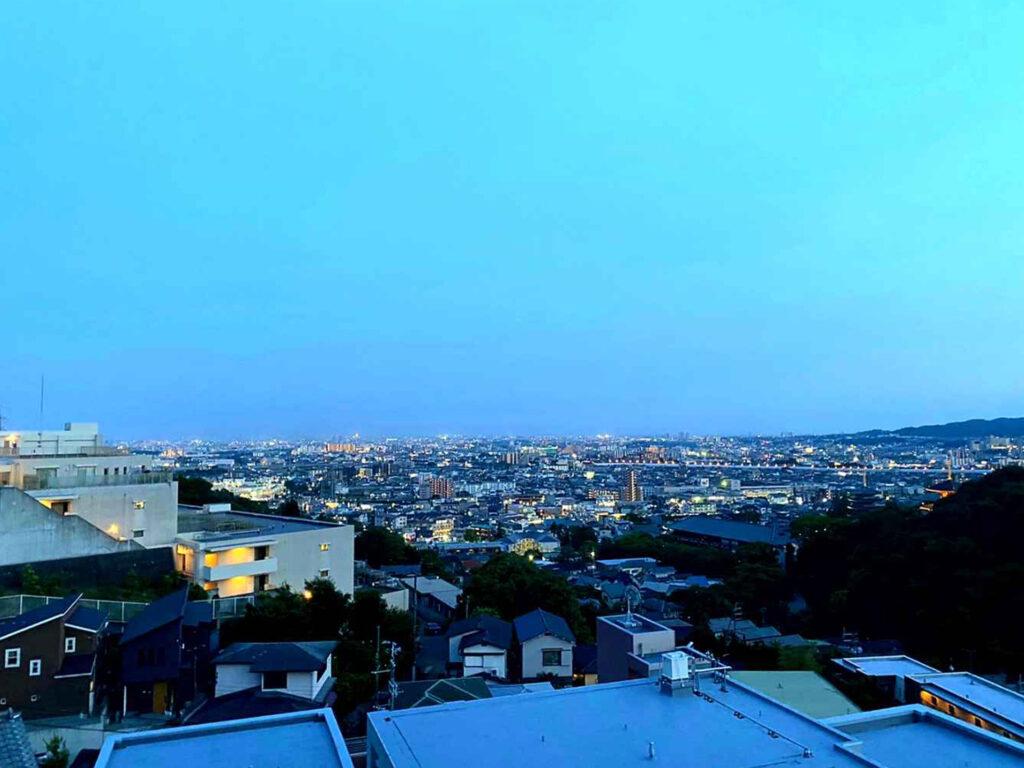 宝塚市中筋山手2丁目