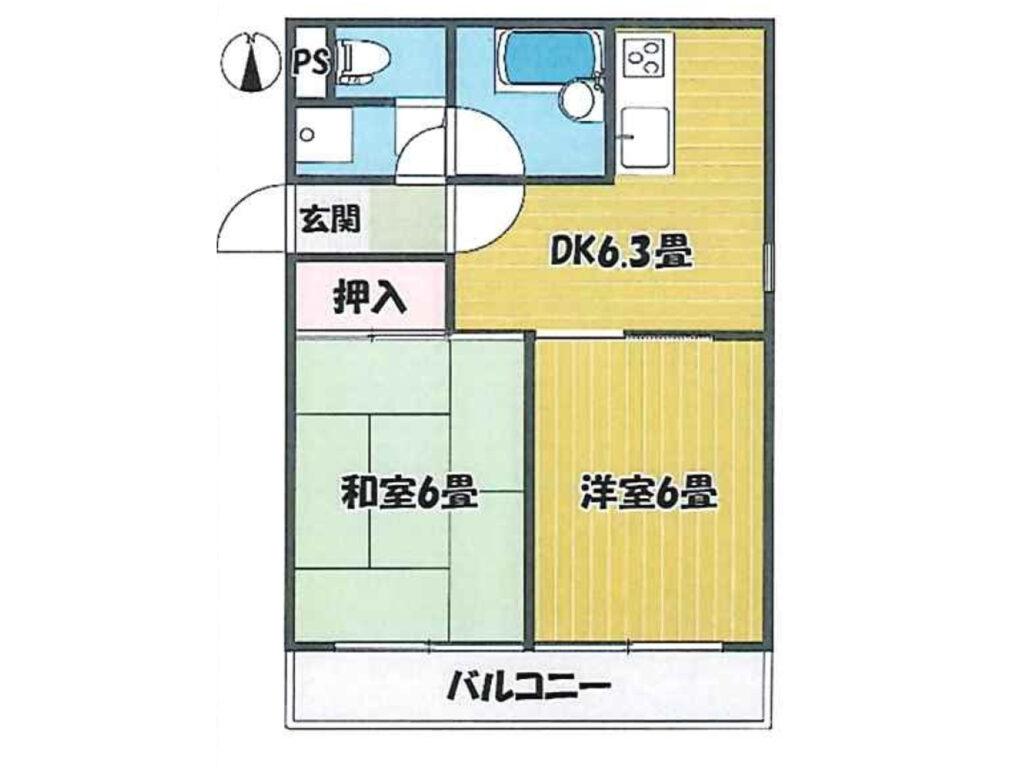 ロイヤルメゾン甲子園Ⅲ